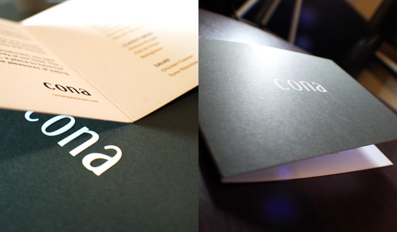 cona-menu