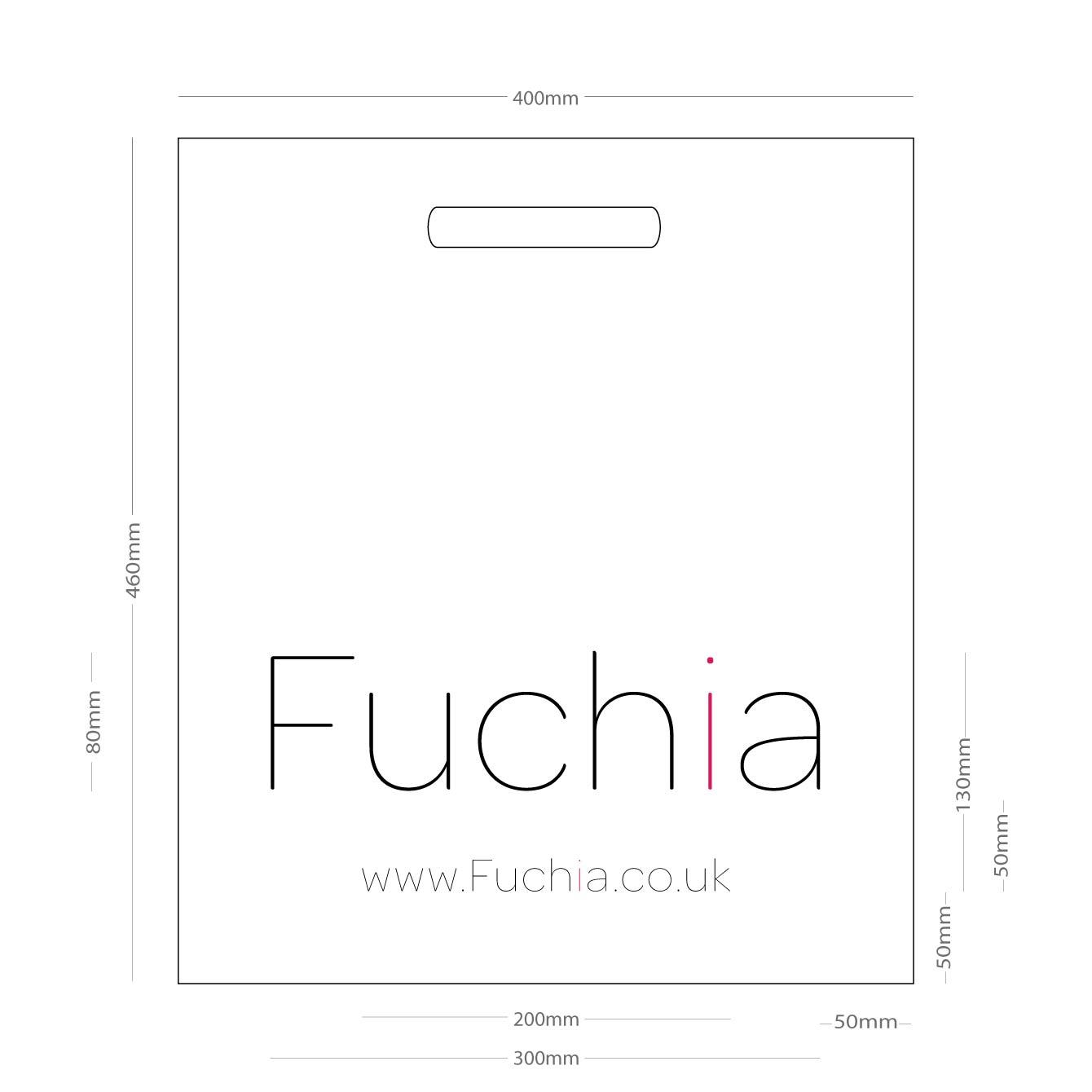 fuchia-bag-layout