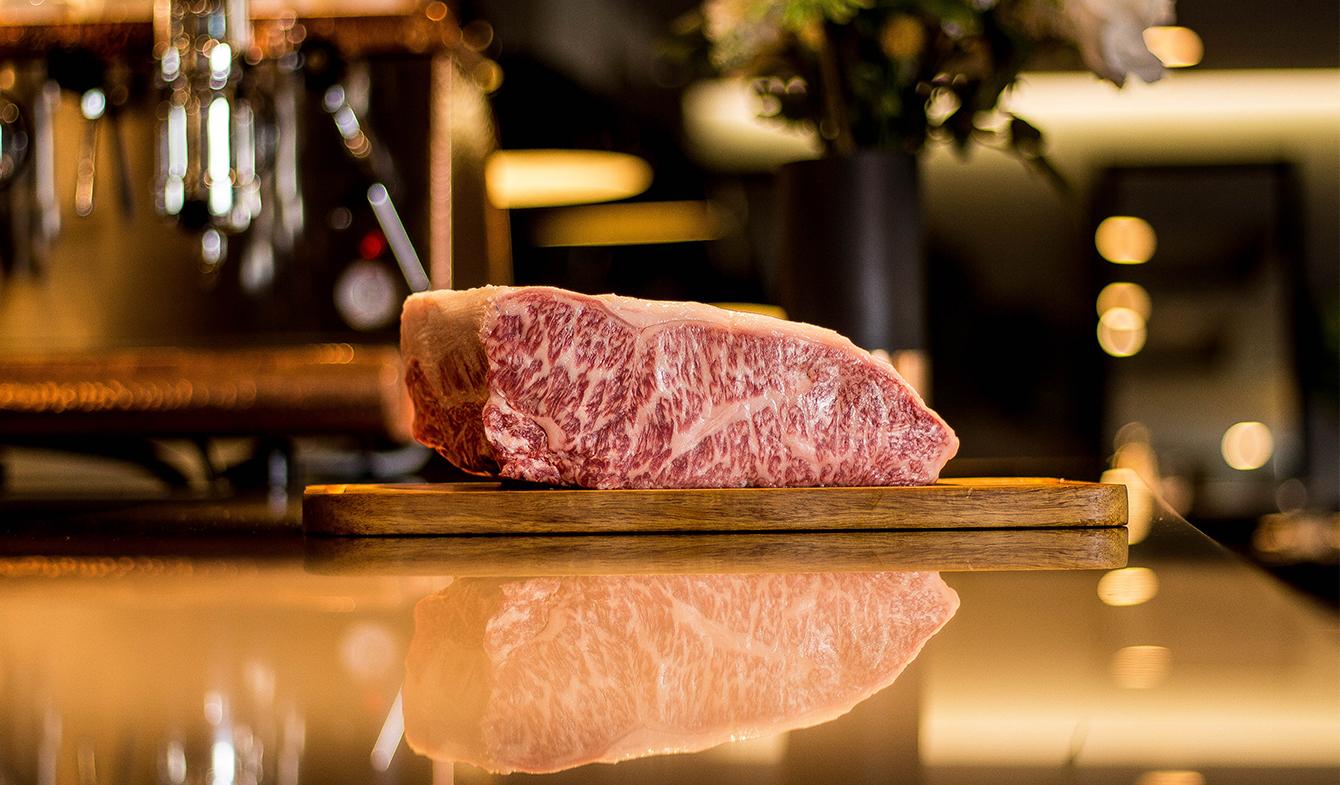 Cona Restaurant - Japanese A5 Wagyu